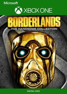 Borderlands: The Handsome Collection Xbox One billig Schlüssel zum Download