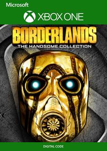 Borderlands The Handsome Collection Xbox One (UK) cheap key to download