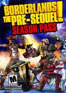 Borderlands The Pre-Sequel Season Pass PC (WW) cheap key to download