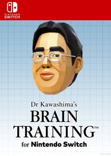 Dr Kawashima's Brain Training Switch (EU) cheap key to download