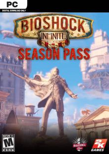BioShock Infinite - Season Pass PC cheap key to download