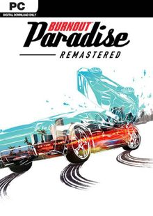 Burnout Paradise Remastered PC cheap key to download
