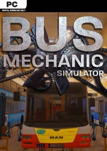 Bus Mechanic Simulator PC cheap key to download