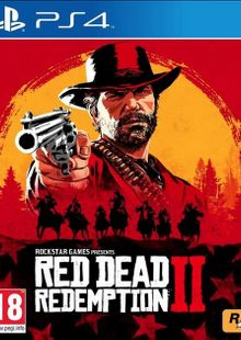 Red Dead Redemption 2 PS4 US/CA billig Schlüssel zum Download