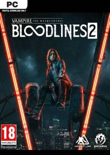 Vampire: The Masquerade - Bloodlines 2 PC billig Schlüssel zum Download