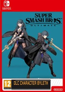 Super Smash Bros. Ultimate: Byleth Challenger Pack 5 Switch clé pas cher à télécharger