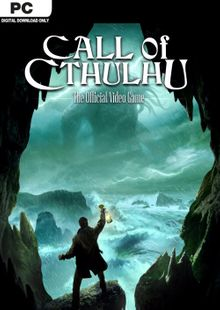 Call of Cthulhu PC billig Schlüssel zum Download