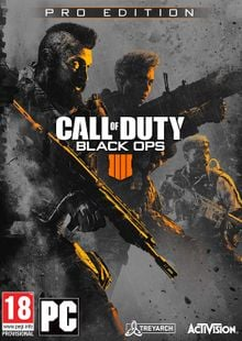 Call of Duty (COD) Black Ops 4 Pro Edition PC billig Schlüssel zum Download