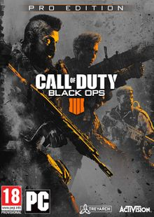 Call of Duty (COD) Black Ops 4 Pro Edition PC cheap key to download