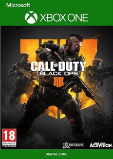 Call of Duty: Black Ops 4 Xbox One (UK) cheap key to download
