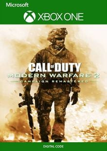 Call of Duty: Modern Warfare 2 Campaign Remastered Xbox One (UK) cheap key to download