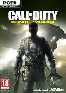 Call of Duty (COD): Infinite Warfare PC chiave a buon mercato per il download