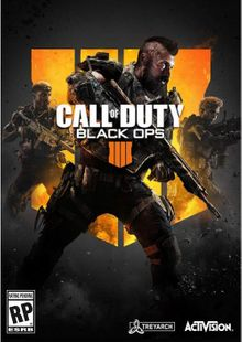 Call of Duty (COD) Black Ops 4 PC (US) cheap key to download