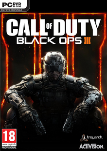 Call of Duty (COD): Black Ops III 3 (PC) chiave a buon mercato per il download