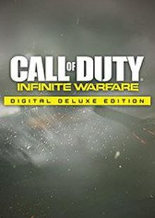 Call of Duty (COD) Infinite Warfare Digital Deluxe Edition PC (EU) cheap key to download