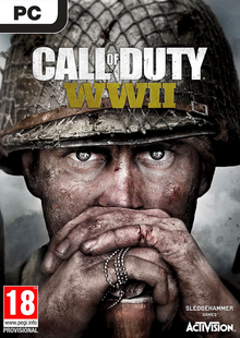 Call of Duty (COD) WWII PC (APAC) billig Schlüssel zum Download