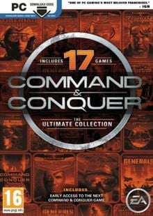 Command and Conquer: The Ultimate Collection PC chiave a buon mercato per il download