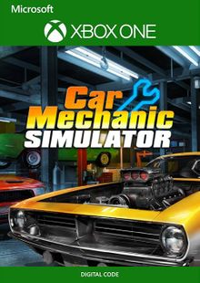 Car Mechanic Simulator Xbox One (UK) cheap key to download
