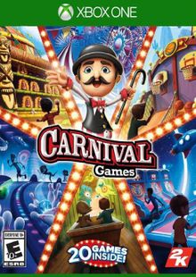 Carnival Games Xbox One billig Schlüssel zum Download