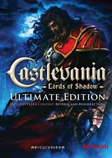 Castlevania Lords of Shadow Ultimate Edition PC cheap key to download