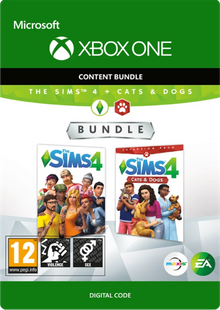 The Sims 4 - Cats and Dogs Bundle Xbox One billig Schlüssel zum Download