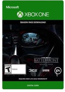 Star Wars Battlefront Season Pass Xbox One billig Schlüssel zum Download