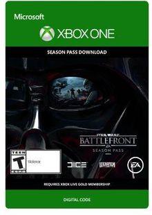 Star Wars Battlefront Season Pass Xbox One cheap key to download