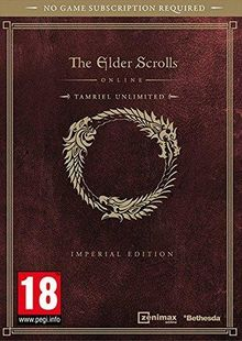 The Elder Scrolls Online Tamriel Unlimited Imperial Edition PC cheap key to download