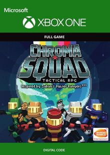 Chroma Squad Xbox One cheap key to download