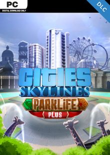 Cities Skylines - Parklife Plus DLC clave barata para descarga
