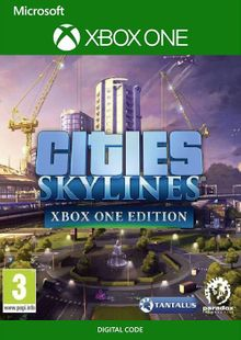 Cities: Skylines Xbox One (US) cheap key to download