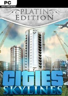 Cities: Skylines Platinum Edition PC cheap key to download