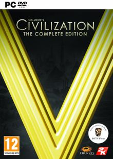 Sid Meier's Civilization V 5 - The Complete Edition PC billig Schlüssel zum Download