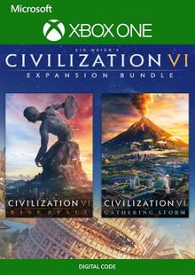Civilization VI Expansion Bundle Xbox One (UK) cheap key to download