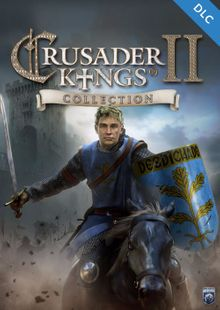Crusader Kings II 2 PC Collection DLC cheap key to download