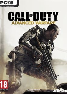 Call of Duty (COD): Advanced Warfare PC clé pas cher à télécharger