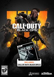 Call of Duty Black Ops 4 Inc Black Ops 2 PC cheap key to download