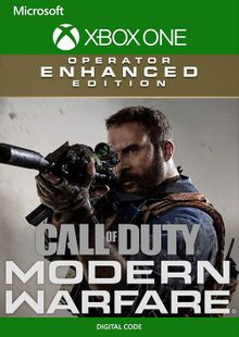 Call of Duty Modern Warfare Operator Enhanced Edition Xbox One cheap key to download