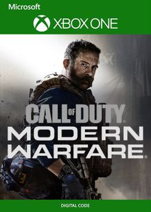 Call of Duty: Modern Warfare Standard Edition Xbox One (UK) billig Schlüssel zum Download