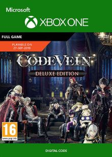 Code Vein: Deluxe Edtion Xbox One billig Schlüssel zum Download