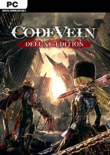 Code Vein - Deluxe Edition PC billig Schlüssel zum Download