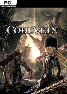 Code Vein PC billig Schlüssel zum Download