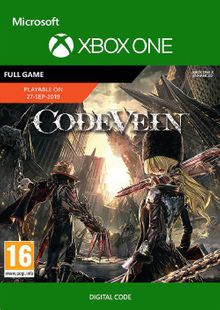 Code Vein Xbox One cheap key to download