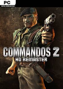 Commandos 2 - HD Remastered PC cheap key to download