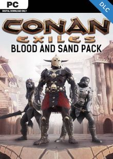 Conan Exiles - Blood and Sand Pack DLC cheap key to download
