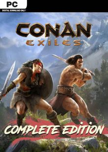 Conan Exiles - Complete Edition PC cheap key to download