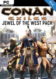 Conan Exiles PC - Jewel of the West Pack DLC cheap key to download