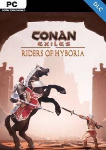 Conan Exiles - Riders of Hyboria Pack DLC cheap key to download