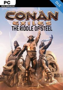 Conan Exiles - The Riddle of Steel DLC clé pas cher à télécharger