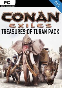 Conan Exiles - Treasures of Turan Pack DLC cheap key to download